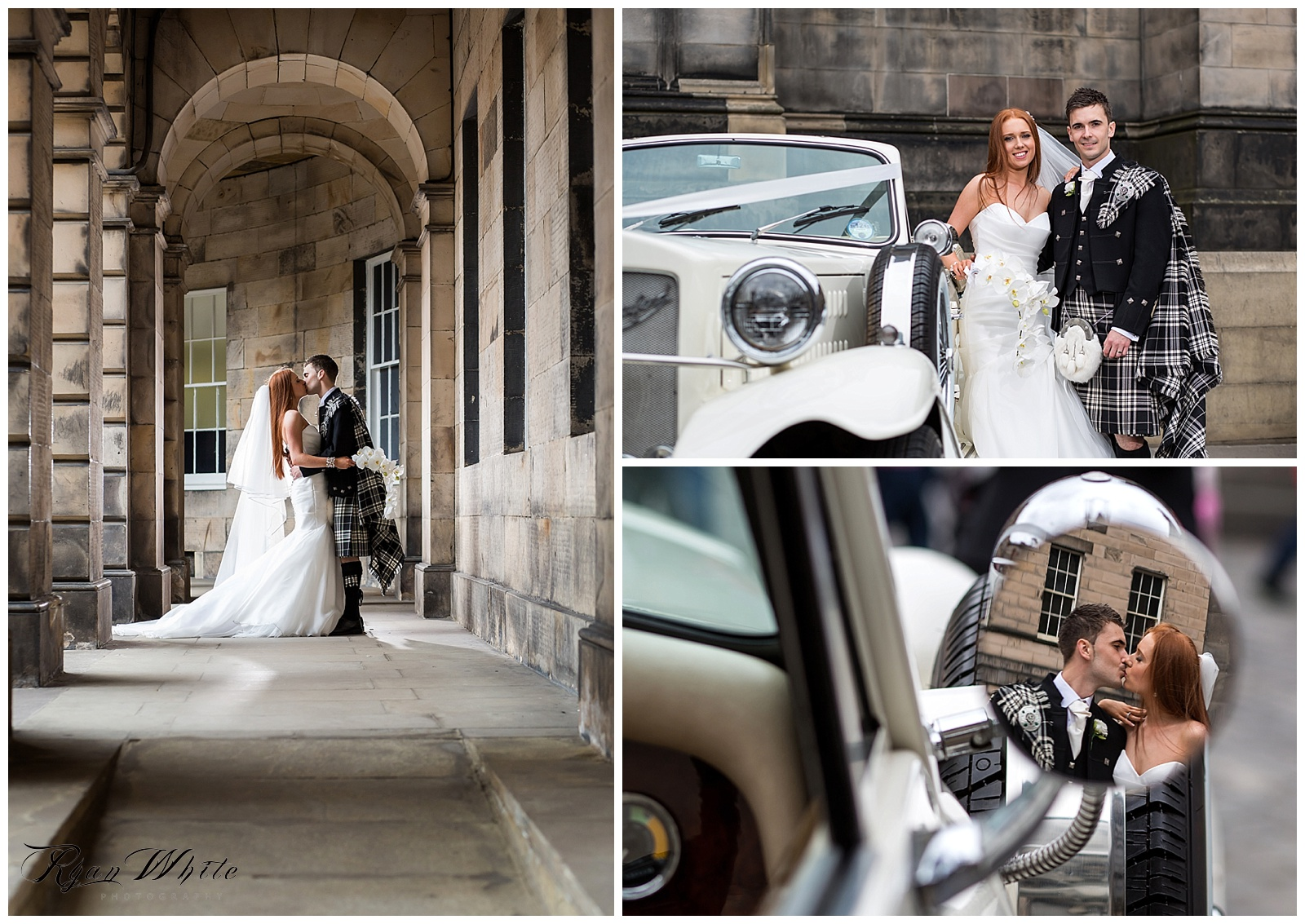 St Giles Cathedral Balmoral Hotel Wedding Photography Natalie Stuart